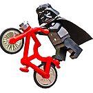Jedi Bike tricks - colour by playwell