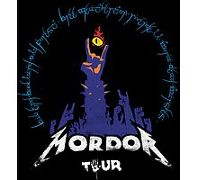 The Road to Mordor Photographic Print