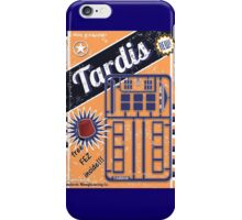 TIMELORDS GADGET VINTAGE iPhone Case/Skin
