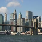The Bridge      **BROOKLYN** by unbelier