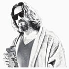 The Big Lebowski -The Dude by grayagi