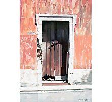 HC 24 Door Photographic Print