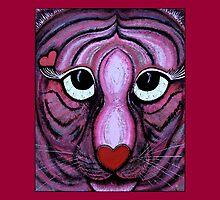 Love Tiger by amanda metalcat