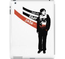Elliott Smith - Forever iPad Case/Skin