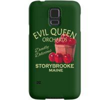 Evil Queen Orchards Samsung Galaxy Case/Skin