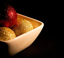 Chocolates bubbles in foil by GemaIbarra