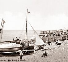 The Beach, Worthing . by CentenaryImages