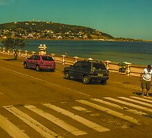 Beautiful Day in Piriapolis Uruguay by DFLC Prints