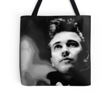Depeche Mode : Alan Wilder from 101 poster - 2 Tote Bag