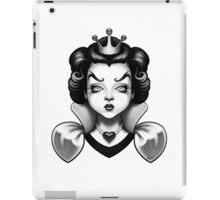 Snow White's Disenchantment iPad Case/Skin