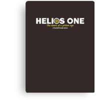 HELIOS One Canvas Print
