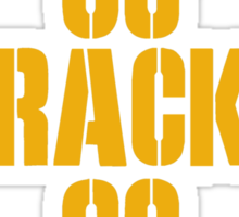 Go Rack Go Sticker