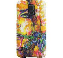 BLUE ROSE / Lana Del Rey Samsung Galaxy Case/Skin