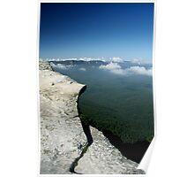 Precipice Poster