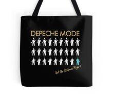 "Depeche Mode : Get The Balance Right - 7"" -invert- Tote Bag"