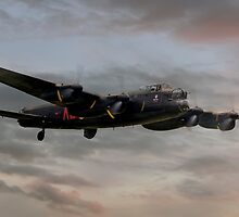Battle of Britain Memorial Flight - Avro Lancaster by © Steve H Clark Photography