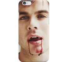 Damon Salvatore - Ian Somerhalder iPhone Case/Skin