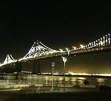 Bay Bridge by fitch