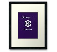 House Cooper Framed Print