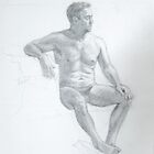 Life Drawing 1 by Rosie Call