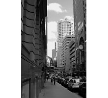 Downtown - Sydney Photographic Print