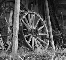 Farming Equipment by Judson Joyce