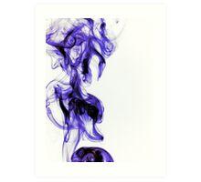 Like Ink in Water Art Print