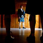 men in skirts by Lorne Chesal