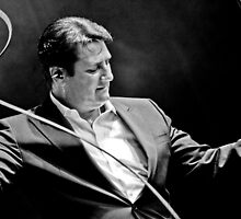 Tony Hadley by Jean M. Laffitau