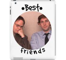 Jim and Dwight - Best Friends Unite! iPad Case/Skin