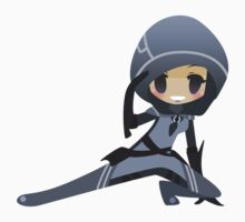 Mass Effect - Kasumi Goto Kids Clothes