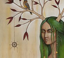 Evadne by NadiaTurner