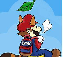 Super High Mario 2 by BMUUNIVERSITY