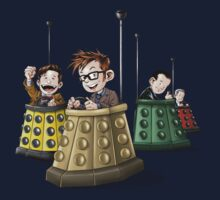 Bump the Doctor Kids Clothes