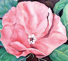 """Impatiens — Bigger Than Life"" by Carolyn Bishop"