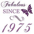 1975 Fabulous Birthday by thepixelgarden