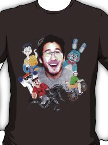 Markiplier 2014 Highlights T-Shirt