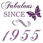 1955 Fabulous Birthday by thepixelgarden