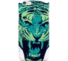 A Tiger made of Sky iPhone Case/Skin