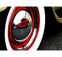 Whitewall Reflections Photographic Print