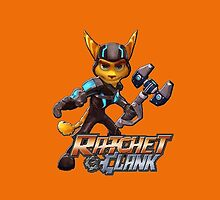 Ratchet And Clank by Davide Vitiello