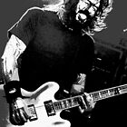 Dave Grohl - Black Rocking Out by rikovski