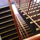 Stairs by Jimmy Burns