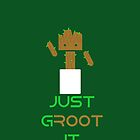 Groot & Android Mashup - (Just gROOT it version) by Matthew Ellerington