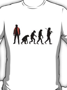 Back to the future past future past T-Shirt