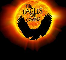 The Eagles Are Coming by MrPeterRossiter
