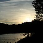 Lake Brittain Sunset by Billie Bullock
