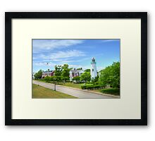 Old Point Comfort Lighthouse Framed Print