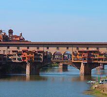Ponte Vecchio by Tom Gomez