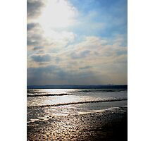 Filey Bay Photographic Print